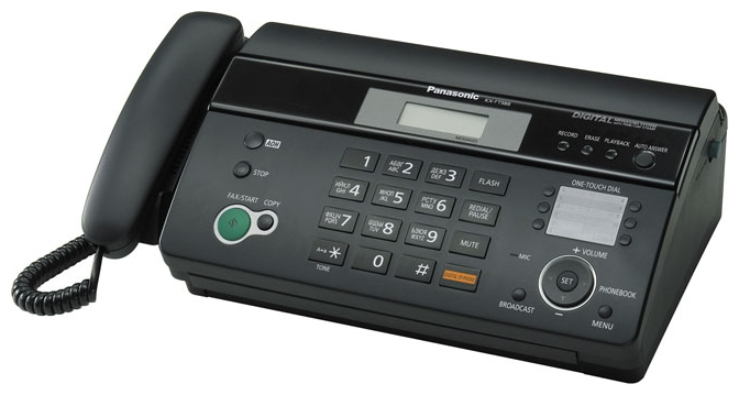 Panasonic KX-FT988RUB