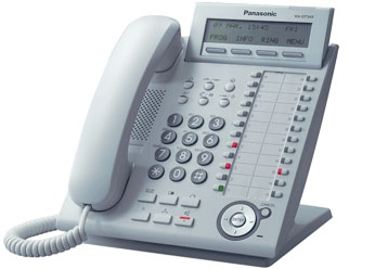 Panasonic KX-DT343RUW