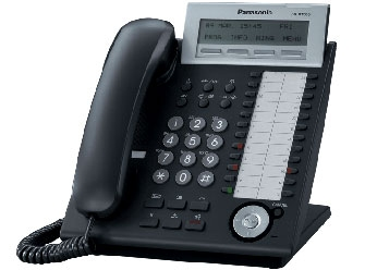 Panasonic KX-DT333RUB