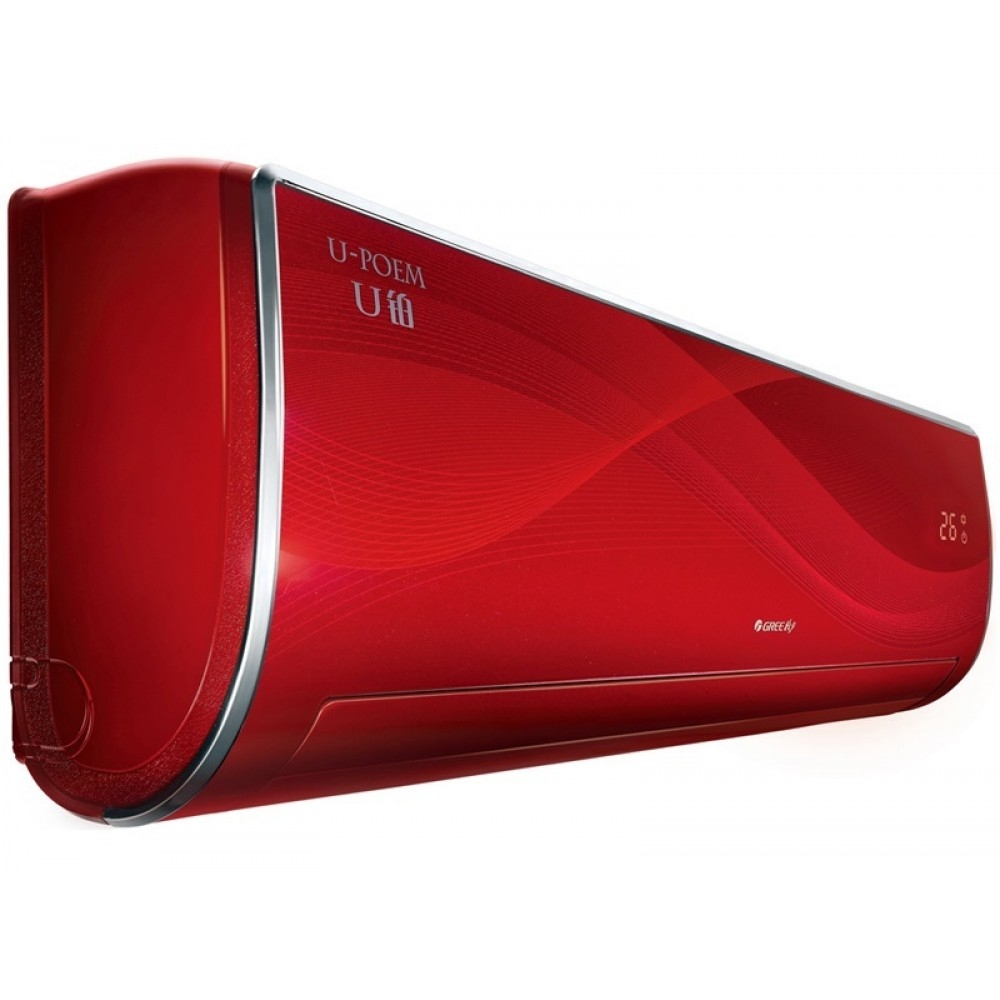 Gree GWH12UB-K3DNA3A red
