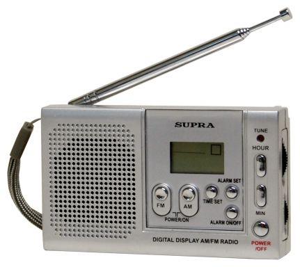 SUPRA ST-115 silver