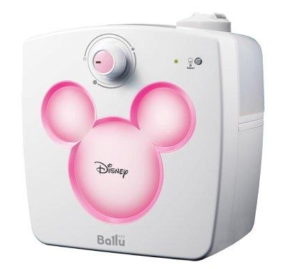 Ballu UHB-240 розовый