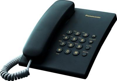 Panasonic KX-TS2350 (чёрный)