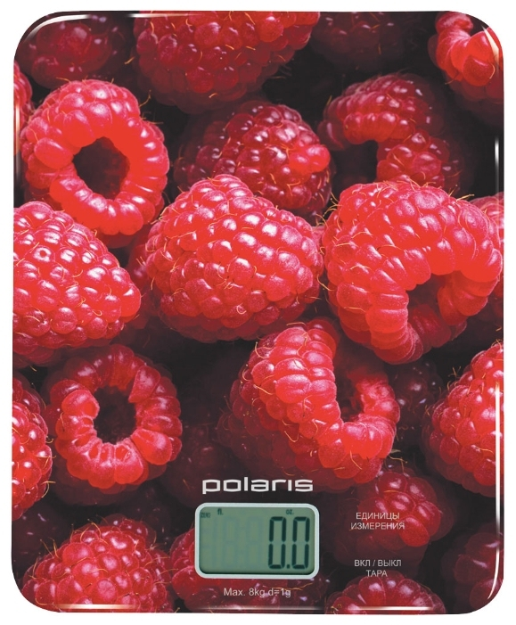 Polaris PKS 0832DG (малина)
